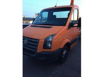 VOLKSWAGEN CRAFTER 50 2.5 tdi alváz - cab chassis truck