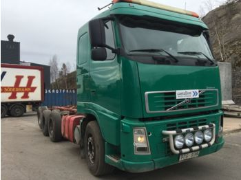 VOLVO FH12 - cab chassis truck
