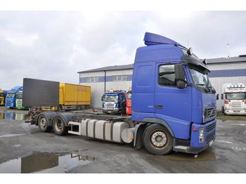 Cab chassis truck VOLVO FH460 6X2
