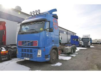 Cab chassis truck VOLVO FH480