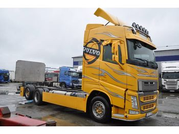 Cab chassis truck VOLVO FH510 6*2