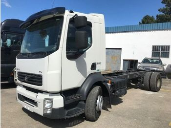 VOLVO FL / FE 7 260 - cab chassis truck