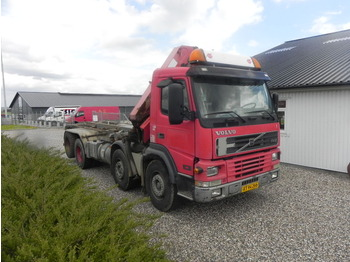 Cab chassis truck VOLVO FM12