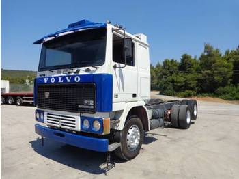 Cab chassis truck Volvo F12 (6X2)