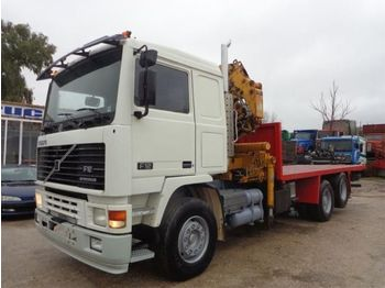 Cab chassis truck Volvo F12(6X2)