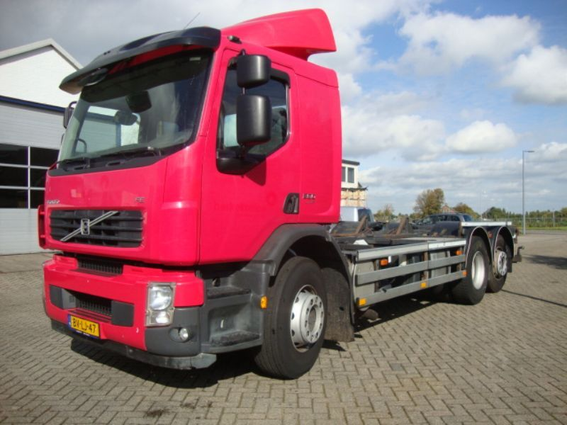 volvo fe 280 euro5 cab chassis truck from netherlands for sale at