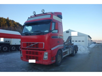 Cab chassis truck Volvo FH12