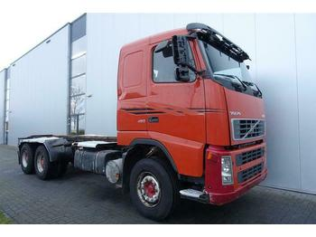 Volvo FH12.460 6X4 MANUAL FULL STEEL HUB REDUCTION EUR  - cab chassis truck