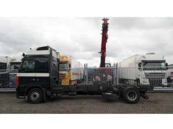 Cab chassis truck Volvo FH420 EEV GLOBETROTTER XL 4x2 CHASSIS