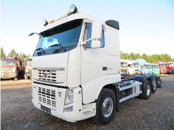Volvo FH540 6x2*4 ADR Chassis - cab chassis truck