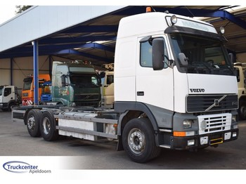 Cab chassis truck Volvo FH 12 - 380 Euro 2, Manuel, 6x2, Truckcenter Apeldoorn