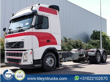 Volvo FH 12.420 6x2 manual - cab chassis truck