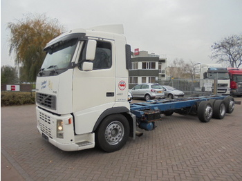 Cab chassis truck Volvo FH 12 420 8x2 manual