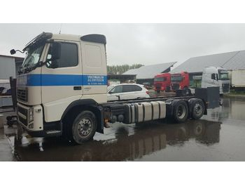 Volvo FH 13 480 Fgst. 6X2 EURO 5 LENKACHSE  - cab chassis truck