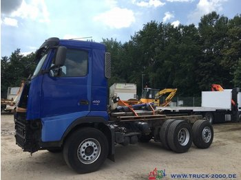 Cab chassis truck Volvo FH 400 Chassis **** OHNE Motor + Getriebe ***