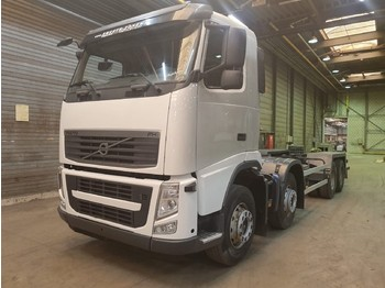 Volvo FH 460 8x4 Manual/retarder new paint - cab chassis truck