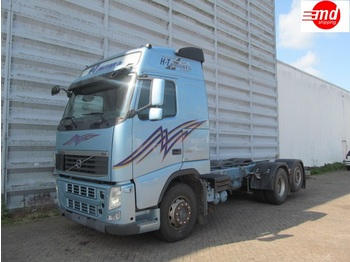 Cab chassis truck Volvo FH 480 6X2 GLOBETROTTER EURO 4.