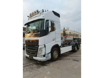 Cab chassis truck Volvo FH 4  460 Globe XL  6X2  BDF  E6  ACC Chassis