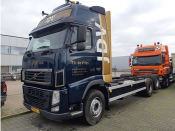 Cab chassis truck Volvo FH 500 GT XL EEV 6X2 Manual