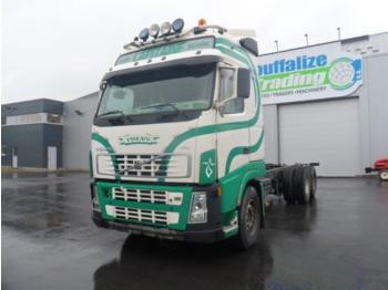 Cab chassis truck Volvo FH 520 - 6x2 - retarder