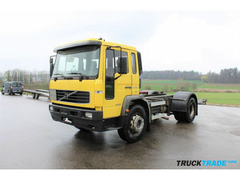 Cab chassis truck Volvo FL6E-250 4x2 Chassis Kabine