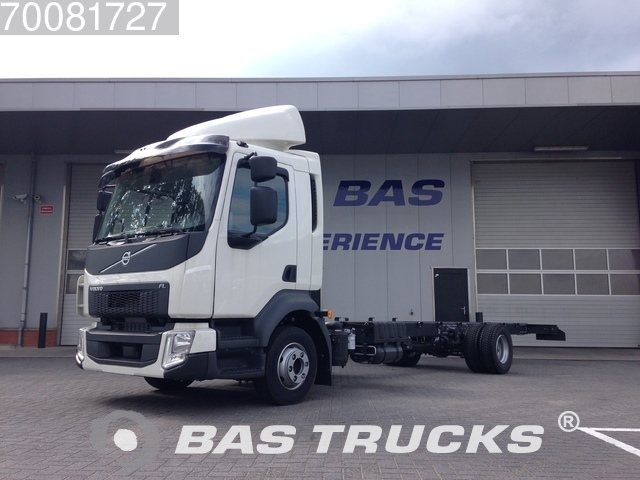 fl 210 Volvo FL-210 4X2 cab chassis truck from Netherlands for sale at ...