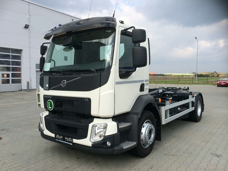 Volvo Fl 280 Cab Chassis Truck From Norway For Sale At