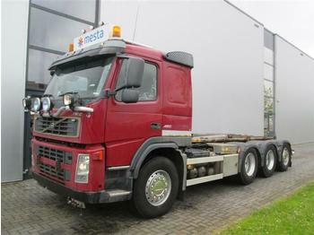 Cab chassis truck Volvo FM460 8X4 JOAB EURO 3