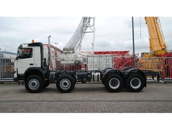 Volvo FMX 500 NEW 8X6 EURO5 EEV HEAVY DUTY I-SHIFT CHASSIS - cab chassis truck
