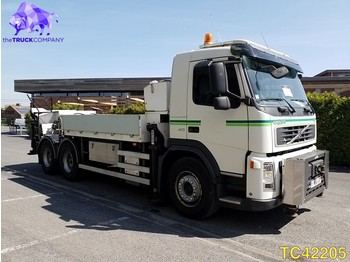 Volvo FM 11 410 Euro 5 - cab chassis truck