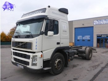Cab chassis truck Volvo FM 12 400 Euro 3
