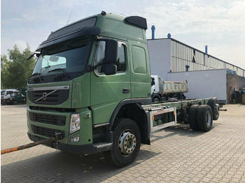 Cab chassis truck Volvo FM 460 6x2 Fahrgestell für Silo Euro 5 Lenkachse: picture 1