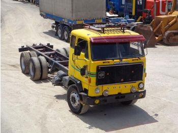 Cab chassis truck Volvo VOLVO F89(6X2) SHASSIS&CABIN