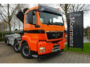 Cable system truck MAN TGS 35.440 8x2*6
