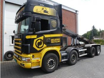 Cable system truck Scania R164.480 8x2