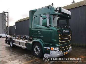 Scania R490 N331 - cable system truck