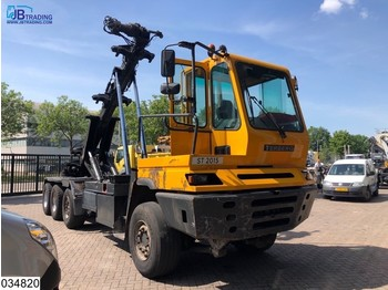 Terberg YT 4820 8x4, Airco, 20552 hours - cable system truck