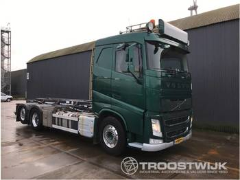 Volvo FH 24J3C (6X2T RIGID) - cable system truck