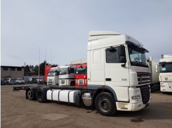 Container transporter/ swap body truck DAF 105XF460