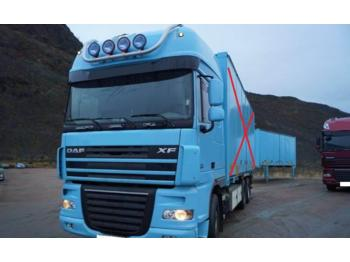 Container transporter/ swap body truck DAF 105.480: picture 1