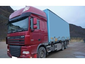 Container transporter/ swap body truck DAF 105.480