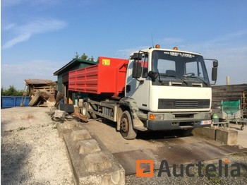 Container transporter/ swap body truck DAF 55 180
