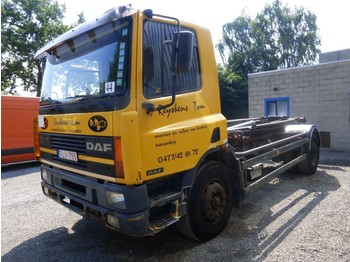 DAF 75 240 ATI - container transporter/ swap body truck