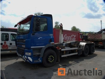 Container transporter/ swap body truck DAF AP85XE: picture 1