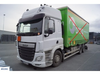 Container transporter/ swap body truck DAF CF