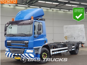 DAF CF75.310 4X2 Intarder ADR Ladebordwand Euro 5 - container transporter/ swap body truck