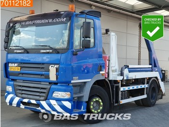 Container transporter/ swap body truck DAF CF85.340 4X2 Manual Euro 3