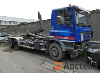 Container transporter/ swap body truck DAF CF85.38