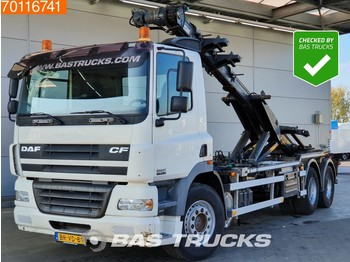 DAF CF85.380 6X2 Liftachse Euro 3 - container transporter/ swap body truck