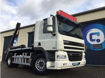 Container transporter/ swap body truck DAF CF85 4x2 360 Pk Euro 5 EEV PORTAAL-LIFT 13T